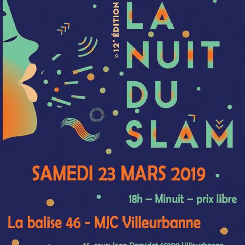 Clôture du festival - La Nuit du Slam